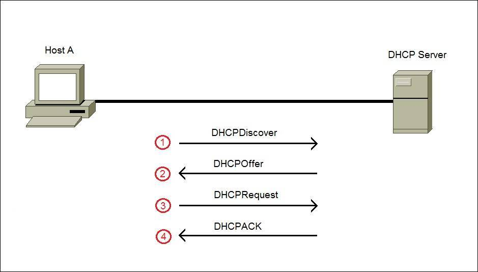 Dynamic Host Configuration Protocol Dhcp Ccna