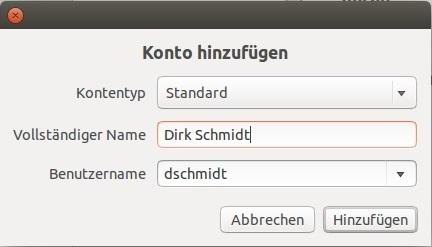 linux benutzer anlegen gui 4