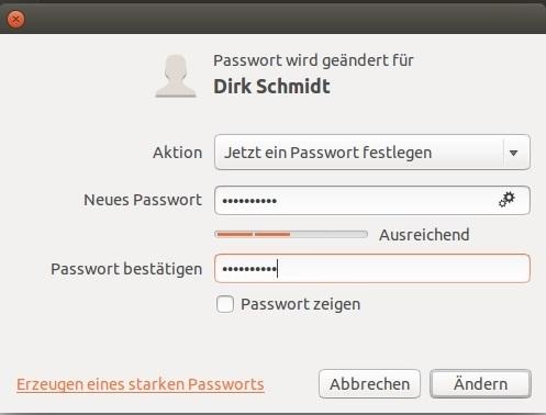 linux benutzer anlegen gui 5