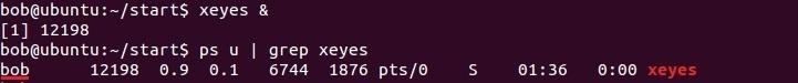 linux prozesseigentümer