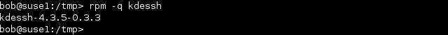 linux rpm paket abfragen