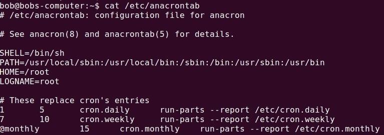 anacrontab file