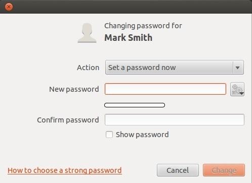 creating users ubuntu 5