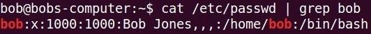 linux uid normal user