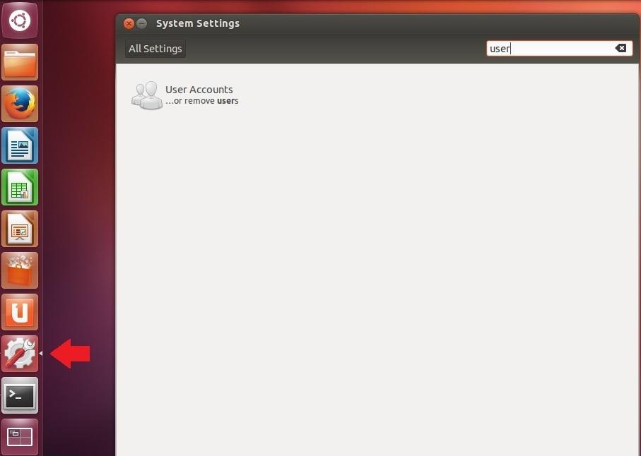 modifying users ubuntu 1