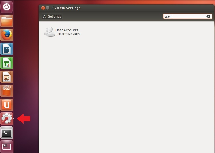 modifying users ubuntu 1