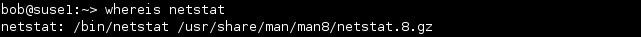 linux whereis command
