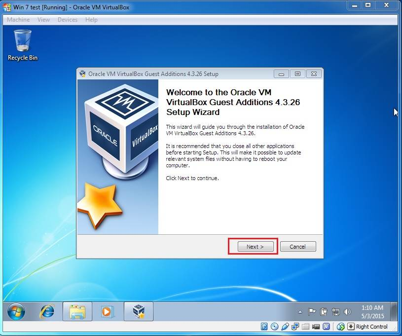 VirtualBox Guest Additions | Oracle VirtualBox