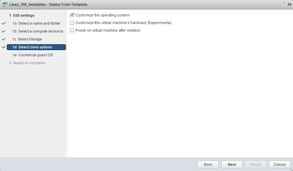 deploy vm from template clone options