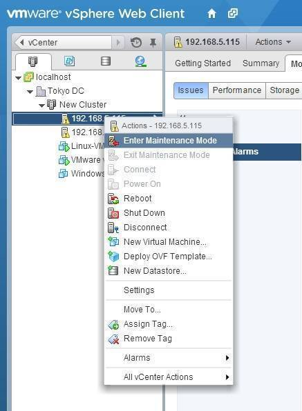 Network maintenance and vSphere HA | VMware ESXi