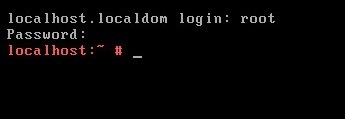 vcenter server appliance login