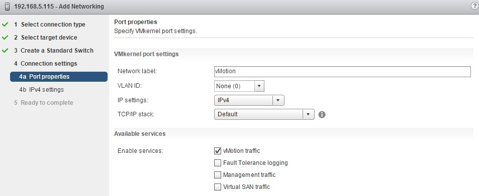 how to create virtual switch in vmware workstation