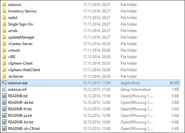 vSphere Client installation | VMware ESXi