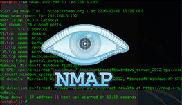 Nmap course