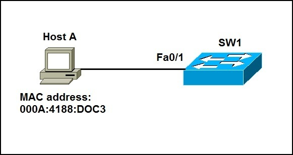 port security topology