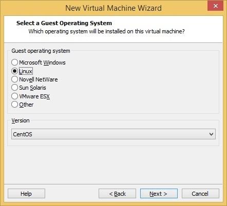 virtual machine guest os