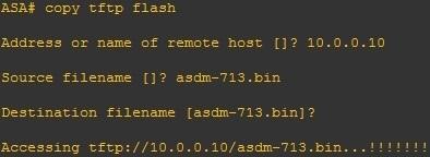 ASA Security Device Manager (ASDM) installation | CCNA Security