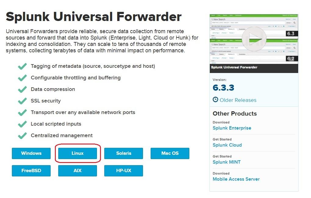 Splunk enterprise user manual