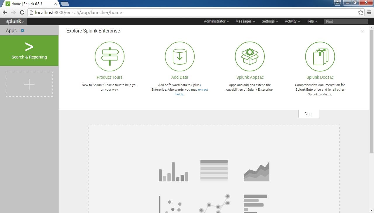Launch search app | Splunk