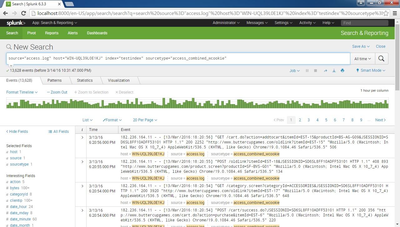 Add data to Splunk | Splunk